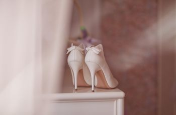 Teste: Qual o tipo de sapato de noiva combina mais com a sua personalidade?