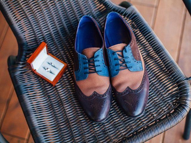 Noivos com sapatos coloridos: como harmonizá-los
