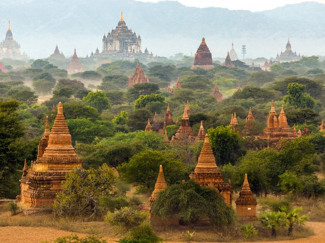 Lua de mel em Myanmar: 6 roteiros ideais em um local mágico
