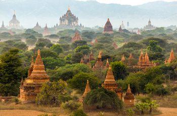 Lua de mel na Birmânia: 6 roteiros ideais em um local mágico