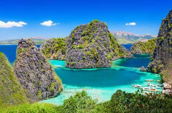 Lua de mel nas Filipinas: um destino para aventureiros