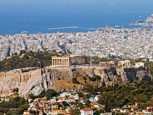 Lua de mel em Atenas: mergulho em cultura e beleza