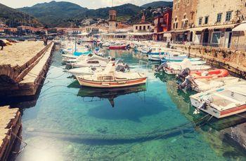 Lua de mel em Hydra: descubram esse oásis grego