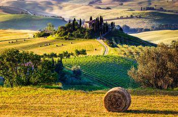 Lua de mel na Toscana: um mergulho na essência da Itália