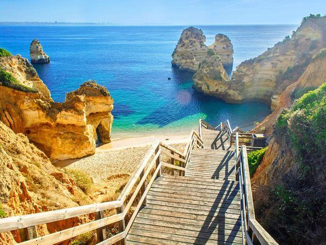 Lua de Mel no Algarve: conheçam o encanto dessa região portuguesa