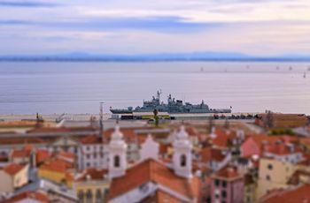 Lua de Mel em Lisboa: romance na terrinha