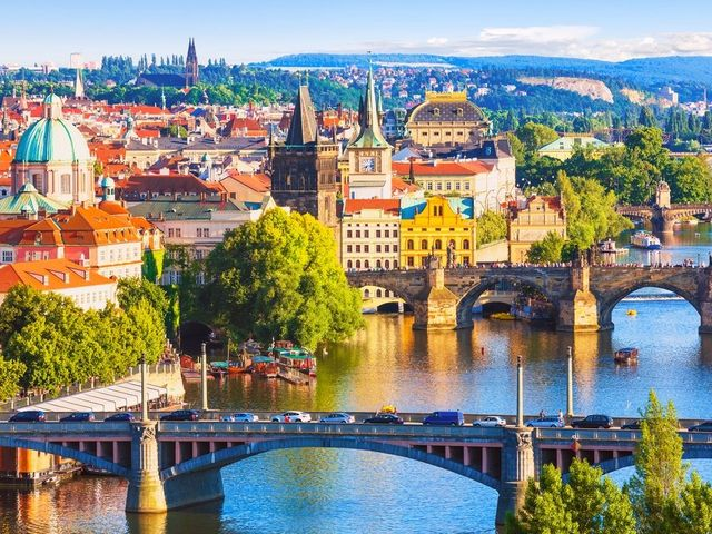 Lua de mel na República Tcheca: romance e cultura no mesmo lugar