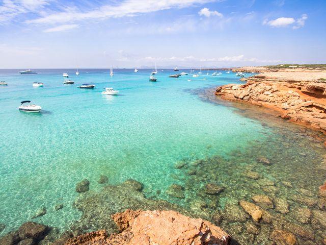 Formentera: lua de mel em um paraíso cristalino