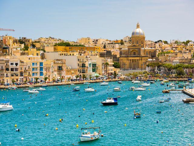 Lua de Mel em Malta: descubra esse paraíso mediterrâneo
