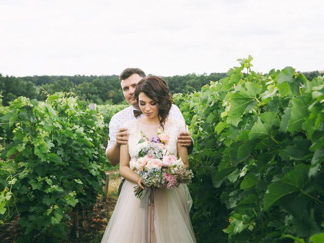 O casamento ideal para os amantes do vinho