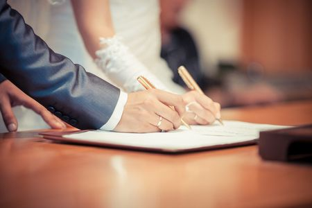 Requisitos para o matrim�nio: o casamento civil