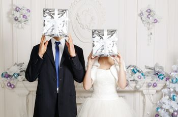 Coisas que os convidados devem evitar dar de presente aos noivos