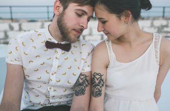 Tatuagens de casal: cuidados que devem ter antes de decidirem fazer uma