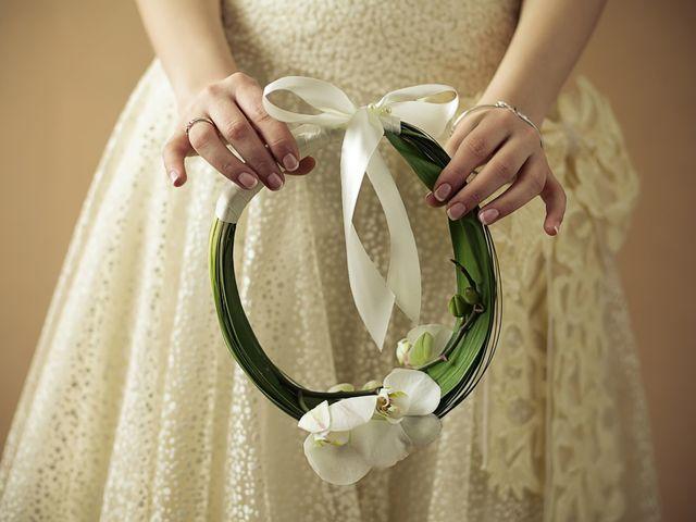 Hoop bouquets: descubra tudo sobre essa tendência para os buquês