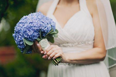 35 Buquês de flores azuis: vocês vão se apaixonar