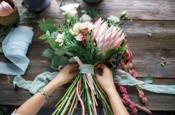 Como fazer um buquê de noiva e deixá-lo ainda mais personalizado