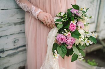 Preço de buquês de flores segundo uma profissional