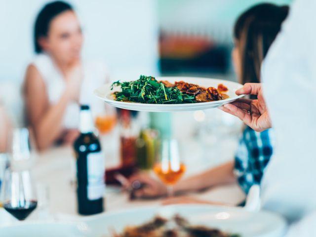Alimentos que aliviam a tensão pré-casamento