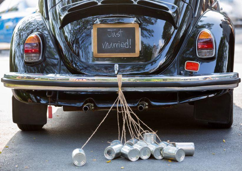 Resultado de imagem para decoração casamento  fusca