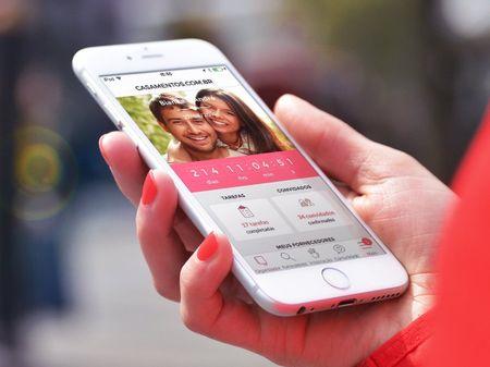 Organize seu casamento pelo celular