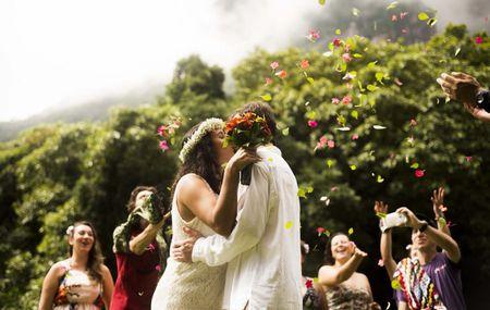 Casamento Camila e Rodolfo: no p� da montanha!
