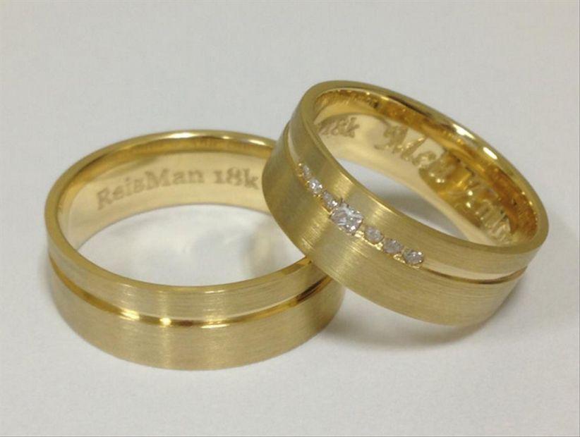 bcdd6ad8d25 Como escolher as alianças de casamento