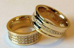 Como escolher as alian�as de casamento?
