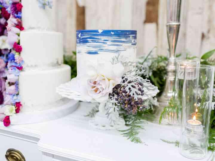 As paletas tendência do ano por Casamentos.com.br, WeddingWire e o Pantone Color Institute