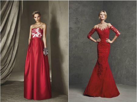 12 vestidos vermelhos para convidada
