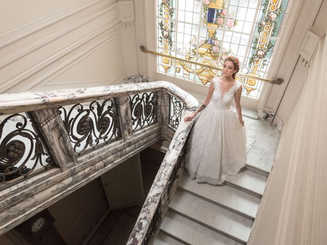 Vestidos de noiva Jefferson Moreira: romantismo contemporâneo