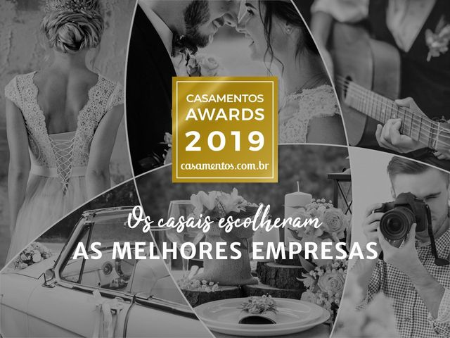Casamentos Awards 2019: conheça os grandes premiados da 4ª edição