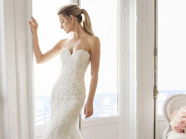 50 Vestidos de noiva com decote coração para brilhar em 2019