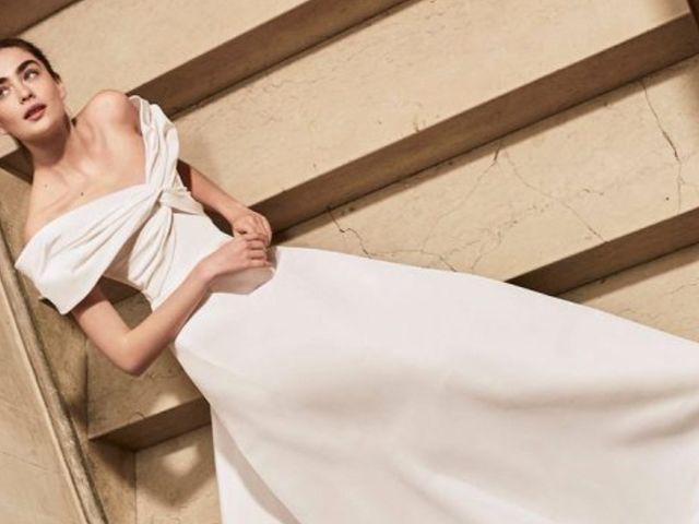 Vestidos de noiva Carolina Herrera: conheça a ousada temporada 2019