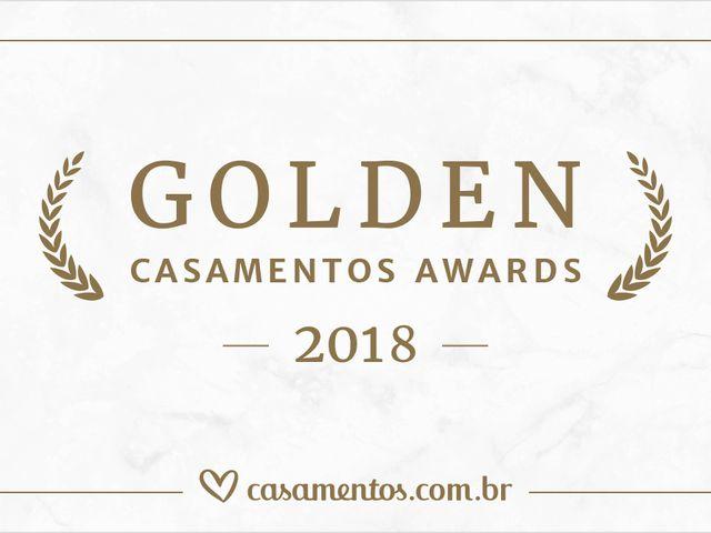 Golden Casamentos Awards: conheça os ganhadores da primeira edição do prêmio