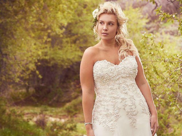 Dicas de como escolher vestido de noiva plus size