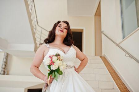 10 mandamentos para noivas plus size