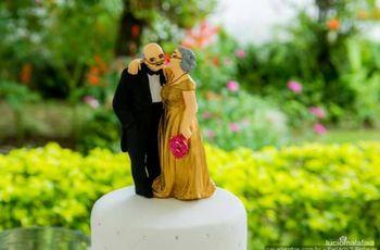 Bodas de Ouro: inspirações para celebrar 50 anos de amor