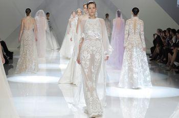 Vestidos de noiva 2018: Barcelona Bridal Fashion Week apresenta as novas coleções