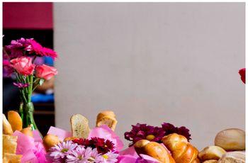 6 dicas para organizar um buffet de sanduíche em um brunch de casamento