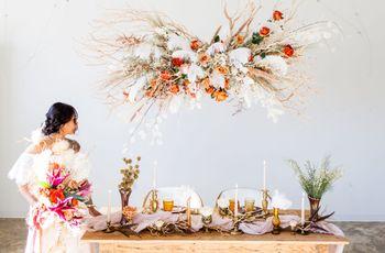 WeddingWire & Casamentos.com.br e o Pantone Color Institute unidos para apresentar quatro novas paletas de cores