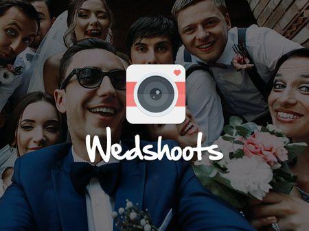 WedShoots: todas as fotos do seu casamento em um único álbum!