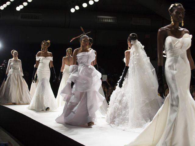 New York International Bridal Week: a feira de moda nupcial que marca a temporada
