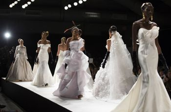 New York International Bridal Week: a feira de moda nupcial que marca a temporada