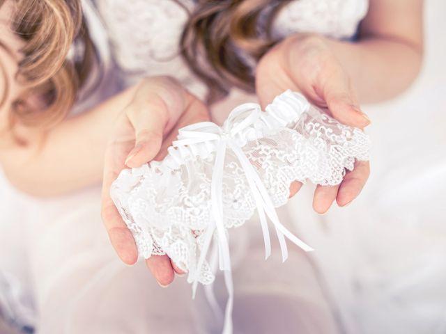A tradição da liga de noiva: tudo o que deve saber