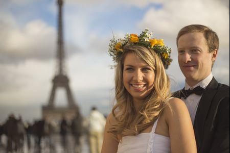 Camille e Luke, um ensaio fotográfico em Paris