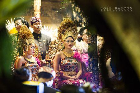 As princesas de Ubud um casamento em Bali