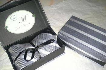 Faça Você Mesmo: Caixinhas para as gravatas