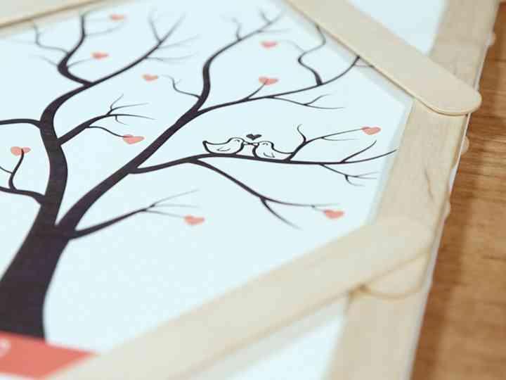 Como personalizar a sua árvore de digitais