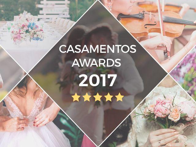Confira os premiados da segunda edição de Casamentos Awards