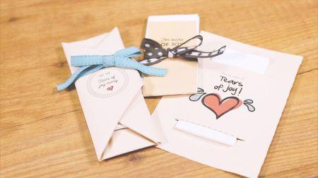 Lágrimas de alegria para casamento feitas por você